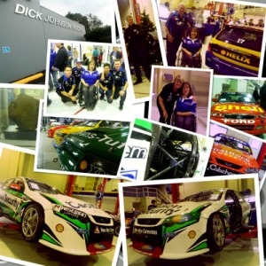 2013 DJR Team Mates Night - pure bliss!