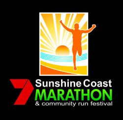Sunshine Coast Marathon logo