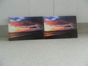 My first canvas prints!