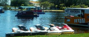 Maroochy River Jet Ski Hire...where dreams come true!