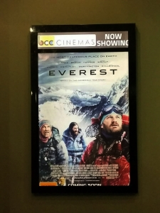 """Everest""...a must watch if you want to be powerfully inspired to do something 'bigger than you'!"