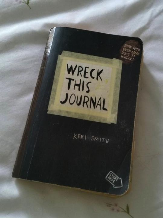WreckThisJournal